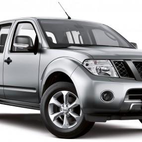 Nissan Navara D/Cab