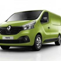 Renault Trafic SWB
